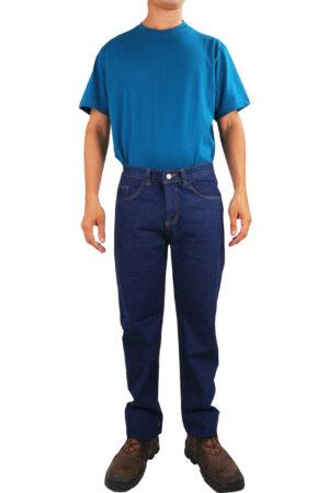 Jeans industrial para hombre